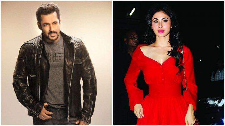 Salman Khan and Mouni Roy to shoot an item number for